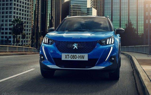 Peugeot 2008 2020 sắp ra mắt Việt Nam, đối đầu Hyundai Kona và Ford Ecosport1