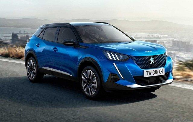 Peugeot 2008 2020 sắp ra mắt Việt Nam, đối đầu Hyundai Kona và Ford Ecosport11