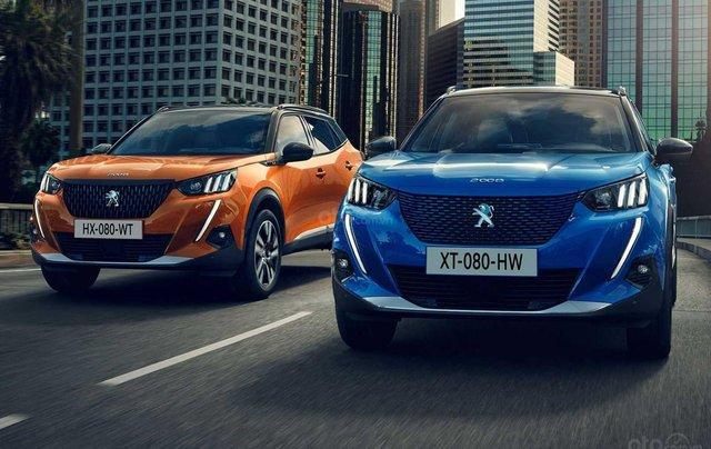 Peugeot 2008 2020 sắp ra mắt Việt Nam, đối đầu Hyundai Kona và Ford Ecosport4
