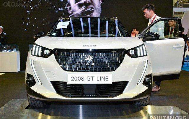 Peugeot 2008 2020 sắp ra mắt Việt Nam, đối đầu Hyundai Kona và Ford Ecosport5
