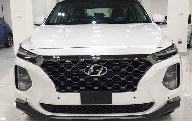 Giảm giá Hyundai Santafe lên đến 25 triệu, tặng phụ kiện khủng, hỗ trợ lãi suất trả góp từ 0,74%0