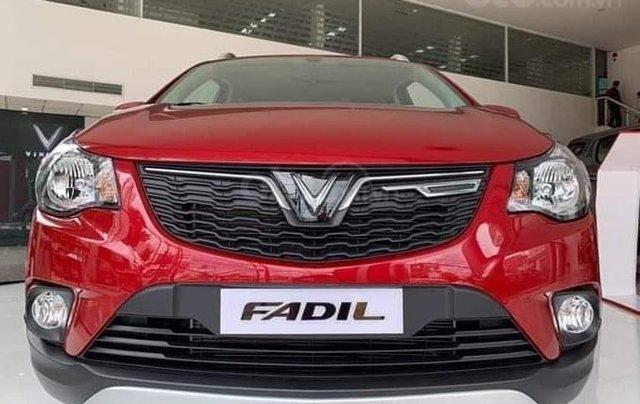 VinFast Fadil 2020, giá ưu đãi cực khủng + giảm ngay 50% thuế trước bạ, chỉ có thể mua xe giá tốt nhất tại đây2