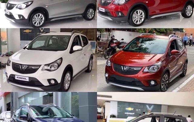VinFast Fadil 2020, giá ưu đãi cực khủng + giảm ngay 50% thuế trước bạ, chỉ có thể mua xe giá tốt nhất tại đây7