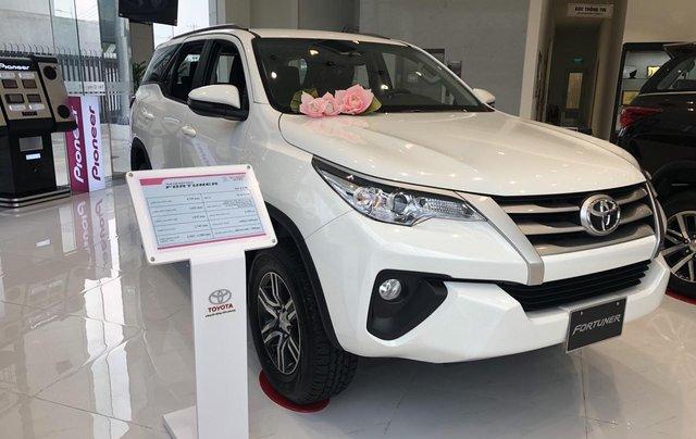 Toyota Tân Cảng bán Toyota Fortuner 2020 tặng 100% thuế trước bạ + bảo hiểm thân xe + gói bảo dưỡng 3 năm miễn phí 1