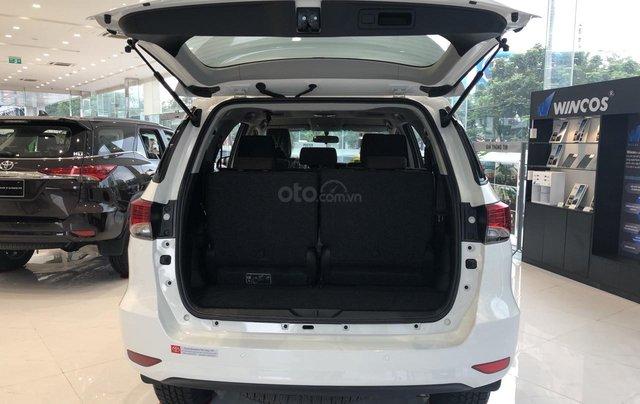 Toyota Tân Cảng bán Toyota Fortuner 2020 tặng 100% thuế trước bạ + bảo hiểm thân xe + gói bảo dưỡng 3 năm miễn phí 4
