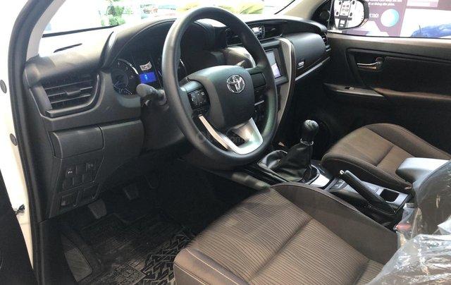 Toyota Tân Cảng bán Toyota Fortuner 2020 tặng 100% thuế trước bạ + bảo hiểm thân xe + gói bảo dưỡng 3 năm miễn phí 8