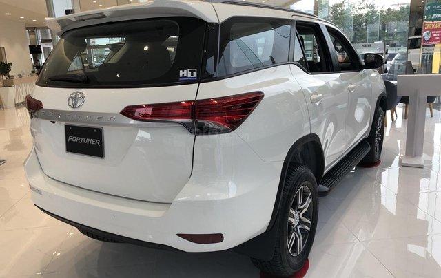 Toyota Tân Cảng bán Toyota Fortuner 2020 tặng 100% thuế trước bạ + bảo hiểm thân xe + gói bảo dưỡng 3 năm miễn phí 7