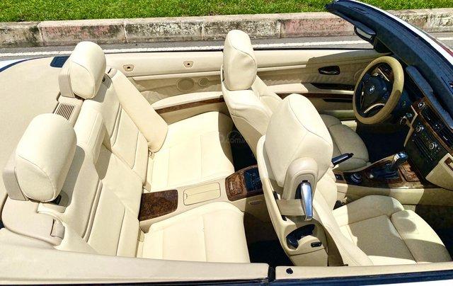 BMW 328i Convertibel nhập mới 2010 mui xếp cứng 2 cửa 5 chỗ, số tự động, hàng full cao cấp vào đủ đồ chơi, camera1