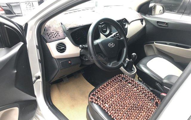 Hyundai Grand i10 1.2MT cuối 2017 nhập khẩu, số tay, xe cực tuyển không 1 ngày taxi dịch vụ, mới khiếp full đồ chơi3