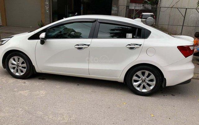 Chính chủ bán xe Kia Rio 1.4 MT đời 2016, màu trắng, xe nhập4
