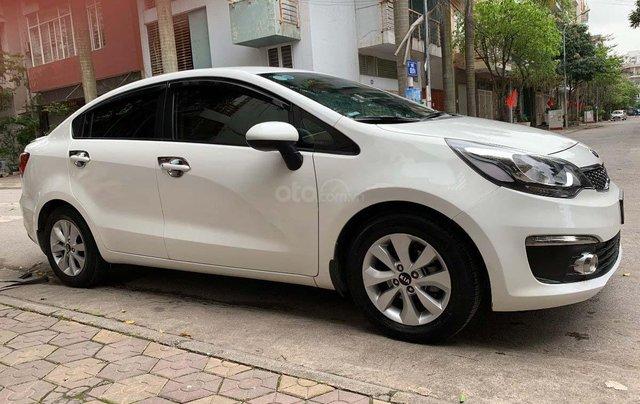 Chính chủ bán xe Kia Rio 1.4 MT đời 2016, màu trắng, xe nhập0