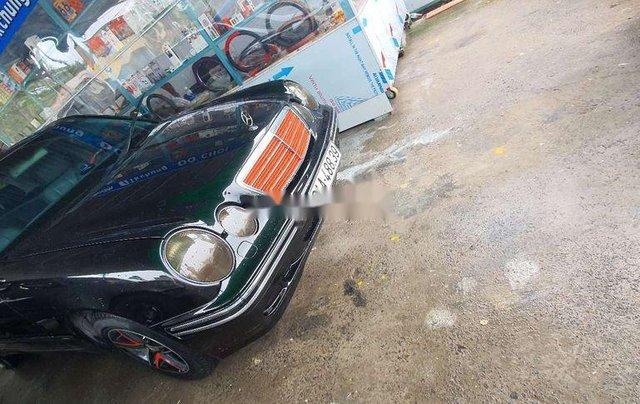 Cần bán gấp Mercedes E240 năm 2001, màu đen, nhập khẩu chính chủ giá cạnh tranh11