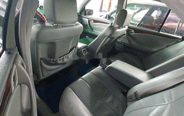 Cần bán gấp Mercedes E240 năm 2001, màu đen, nhập khẩu chính chủ giá cạnh tranh4