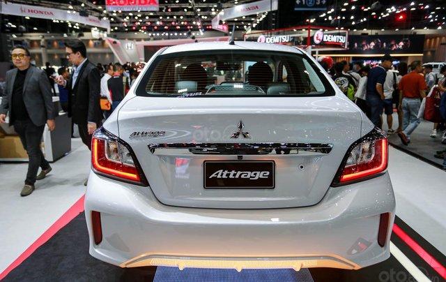 [Hot] Mitsubishi Attrage 2020 giá tốt nhận xe ngay, khuyến mãi tốt nhất Sài Gòn5
