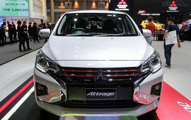 [Hot] Mitsubishi Attrage 2020 giá tốt nhận xe ngay, khuyến mãi tốt nhất Sài Gòn2