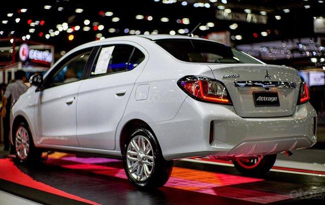 [Hot] Mitsubishi Attrage 2020 giá tốt nhận xe ngay, khuyến mãi tốt nhất Sài Gòn4