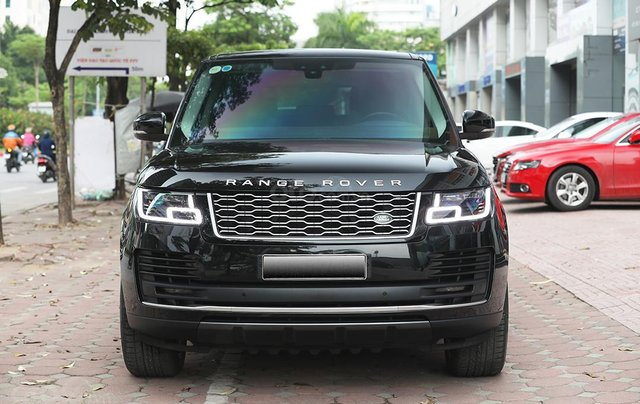 Bán LandRover Range Rover Vogue 2019 lướt 20000km0