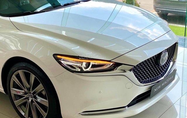 Mazda Tân Sơn Nhất New Mazda 6 2020. Ưu đãi đến 30tr + quà tặng phụ kiện, có xe giao ngay đủ màu - Trả góp thủ tục nhanh0