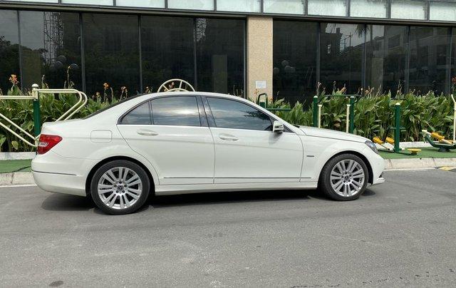 Bán Mercedes C200 sản xuất 2011, đăng kí 2012, giá cực tốt3
