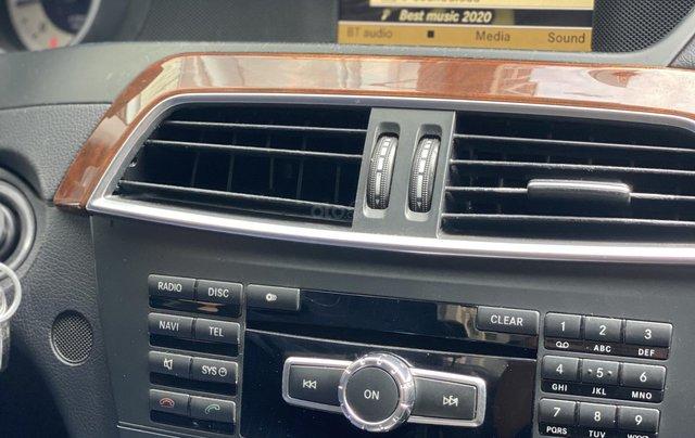 Bán Mercedes C200 sản xuất 2011, đăng kí 2012, giá cực tốt2