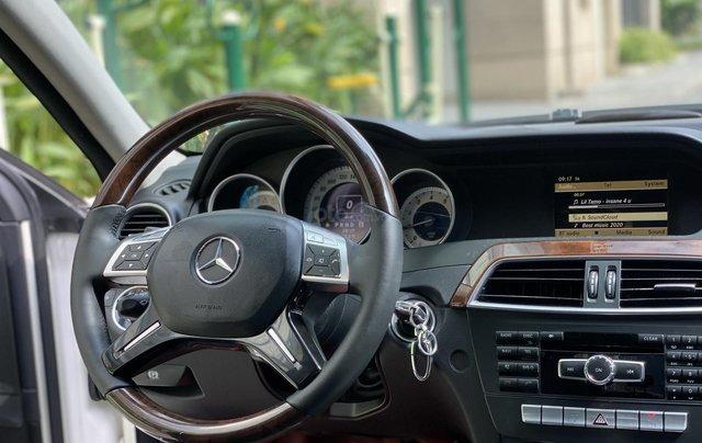 Bán Mercedes C200 sản xuất 2011, đăng kí 2012, giá cực tốt1