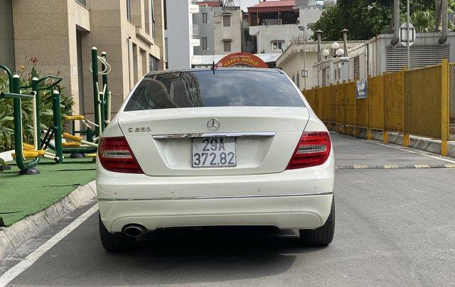 Bán Mercedes C200 sản xuất 2011, đăng kí 2012, giá cực tốt4