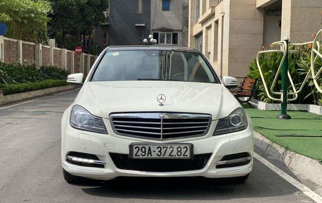 Bán Mercedes C200 sản xuất 2011, đăng kí 2012, giá cực tốt0