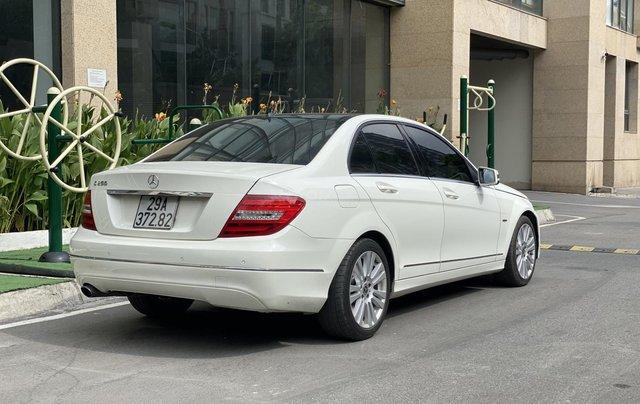 Bán Mercedes C200 sản xuất 2011, đăng kí 2012, giá cực tốt5