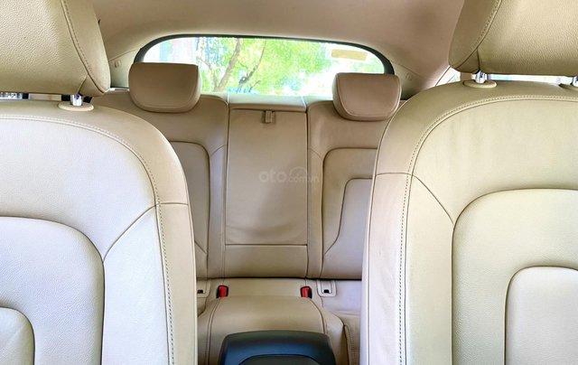 Audi A5 nhập Đức 2015 màu xanh zin, full và độ vào rất nhiều đồ chơi cao cấp, số tự động 6 cấp, nội thất kem7