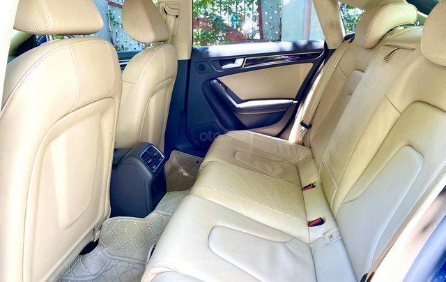 Audi A5 nhập Đức 2015 màu xanh zin, full và độ vào rất nhiều đồ chơi cao cấp, số tự động 6 cấp, nội thất kem11