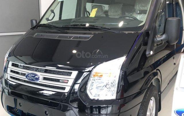 Bán Ford Transit 2020, mới, đủ màu, giá tốt, giao xe toàn quốc, hỗ trợ chỉ 180 triệu lăn bánh1