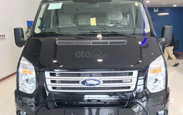 Bán Ford Transit 2020, mới, đủ màu, giá tốt, giao xe toàn quốc, hỗ trợ chỉ 180 triệu lăn bánh0
