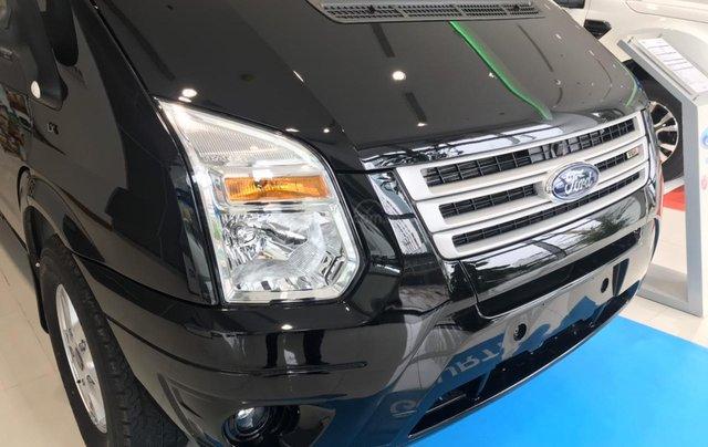 Bán Ford Transit 2020, mới, đủ màu, giá tốt, giao xe toàn quốc, hỗ trợ chỉ 180 triệu lăn bánh2