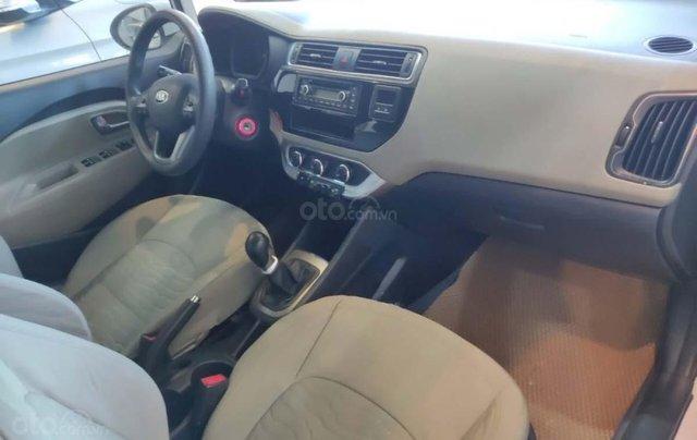 Bán xe Kia Rio 1.4 MT sản xuất 2016, màu trắng, nhập khẩu  5
