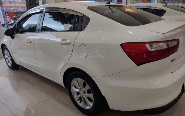 Bán xe Kia Rio 1.4 MT sản xuất 2016, màu trắng, nhập khẩu  1