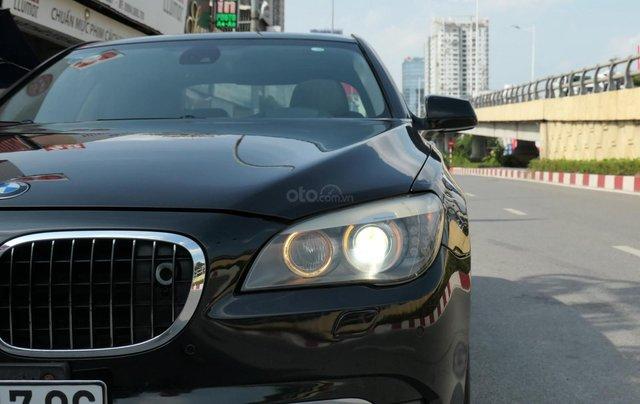 Cần bán BMW 7 Series 2010, màu đen, nhập khẩu, 880 triệu0