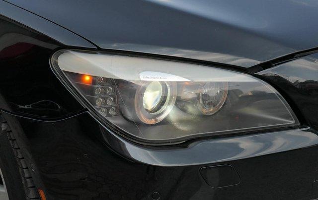 Cần bán BMW 7 Series 2010, màu đen, nhập khẩu, 880 triệu2