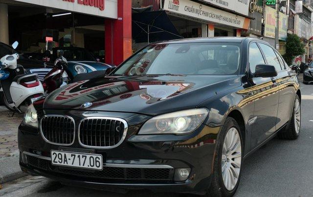 Cần bán BMW 7 Series 2010, màu đen, nhập khẩu, 880 triệu3