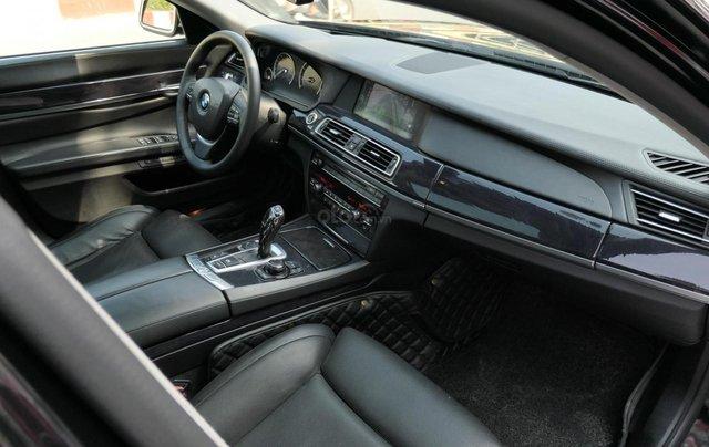 Cần bán BMW 7 Series 2010, màu đen, nhập khẩu, 880 triệu8