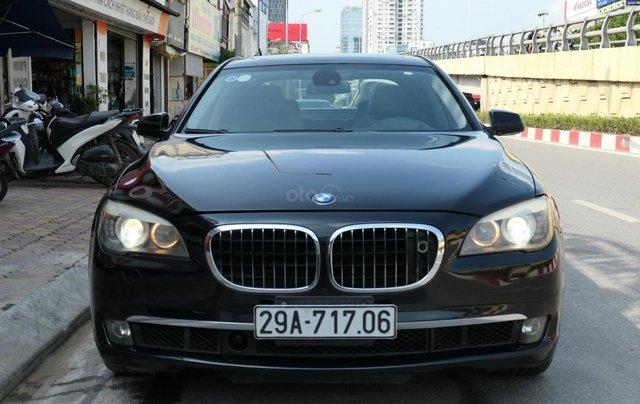 Cần bán BMW 7 Series 2010, màu đen, nhập khẩu, 880 triệu12