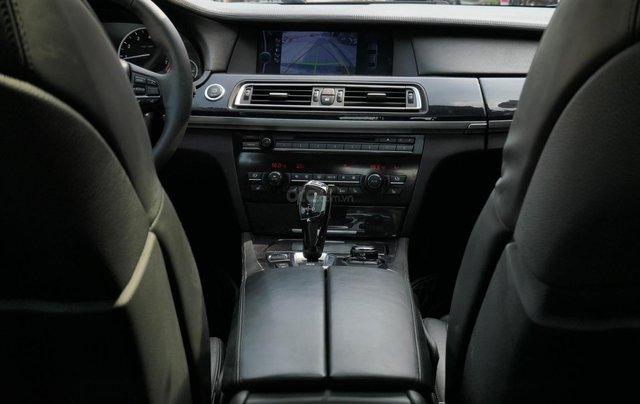 Cần bán BMW 7 Series 2010, màu đen, nhập khẩu, 880 triệu14