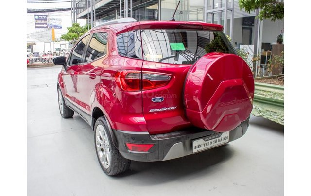 Bán xe Ford Ecosport 1.5 Titanium 2018, màu đỏ, trả trước chỉ 168 triệu4