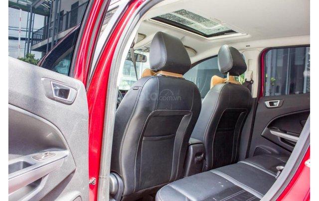 Bán xe Ford Ecosport 1.5 Titanium 2018, màu đỏ, trả trước chỉ 168 triệu11