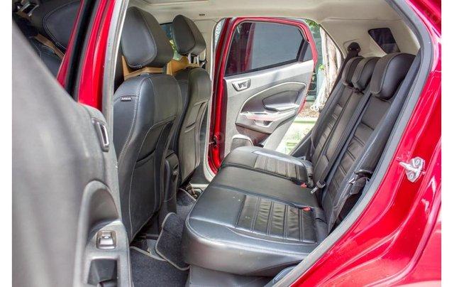 Bán xe Ford Ecosport 1.5 Titanium 2018, màu đỏ, trả trước chỉ 168 triệu12
