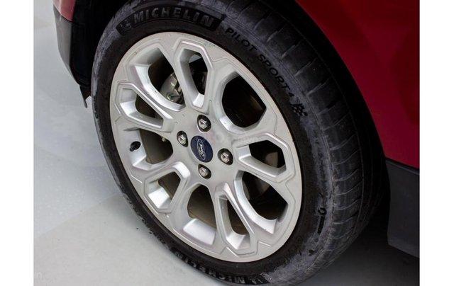 Bán xe Ford Ecosport 1.5 Titanium 2018, màu đỏ, trả trước chỉ 168 triệu13