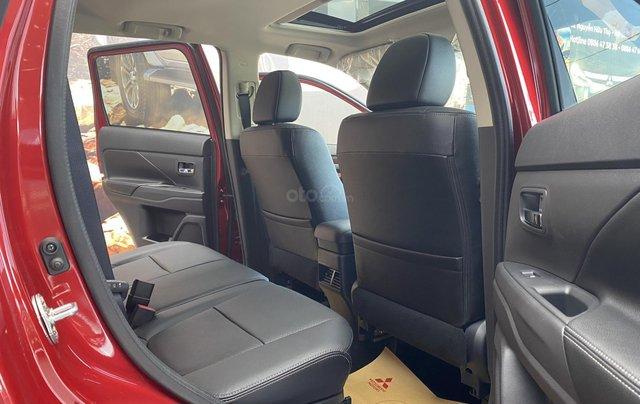 1 chiếc duy nhất Mitsubishi Outlander 2.4 CVT bản cao cấp 2 cầu 2019 màu đỏ, mới 100%, giá cực kỳ ưu đãi4