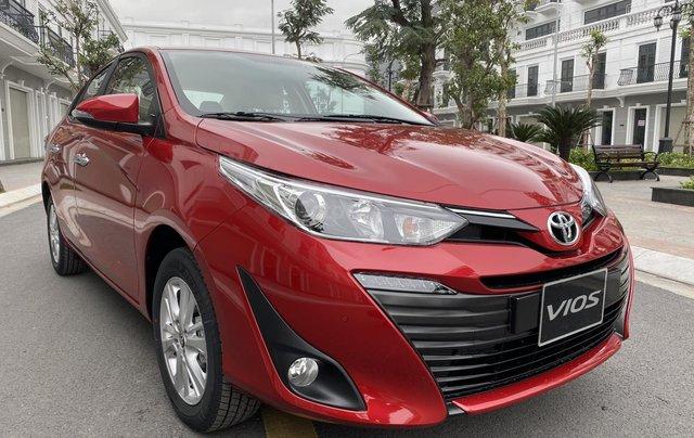 Bán xe Vios 2020 tại Toyota Quảng Ninh giá tốt, thuế giảm 50% cơ hội vàng mua xe1