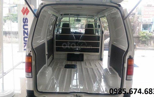 Bán xe tải Van xe tải cóc Suzuki Blind Van 2020 không cấm phố2