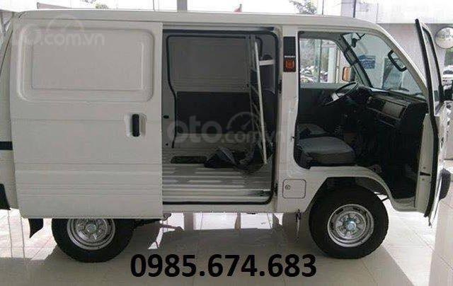 Bán xe tải Van xe tải cóc Suzuki Blind Van 2020 không cấm phố3