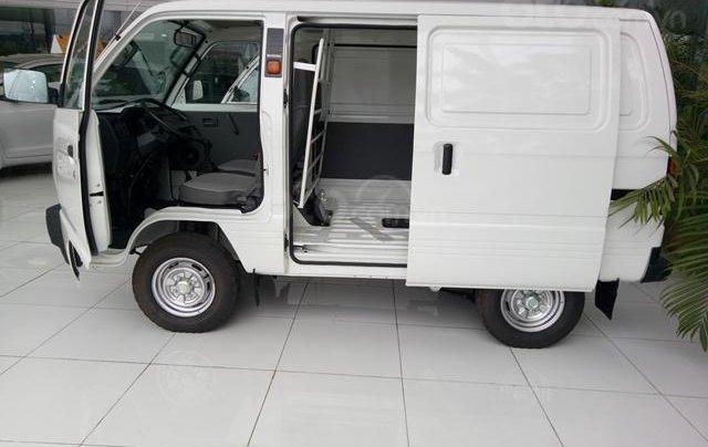 Bán xe tải Van xe tải cóc Suzuki Blind Van 2020 không cấm phố6